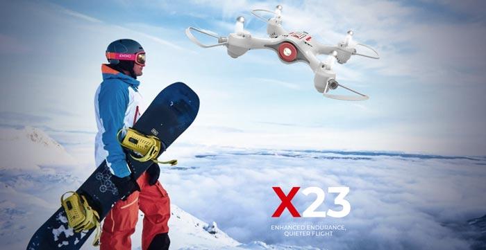 کوادکوپتر بدون دوربین سایما syma X23
