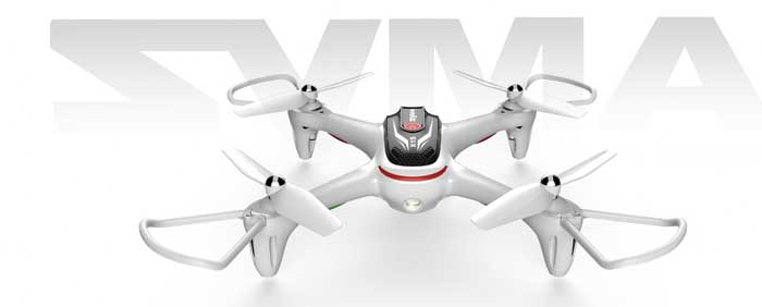 بدنه بسیار مستحکم و قوی پهپاد یا کوادکوپتر سایما syma X15