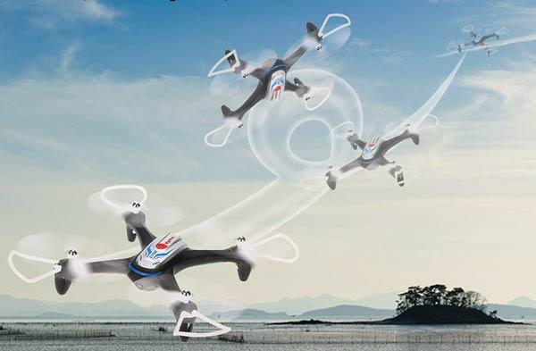 خرید کوادکوپتر دوربین دار سایما syma X15W | ایستگاه پرواز|خرید پهپاد|خرید پهباد