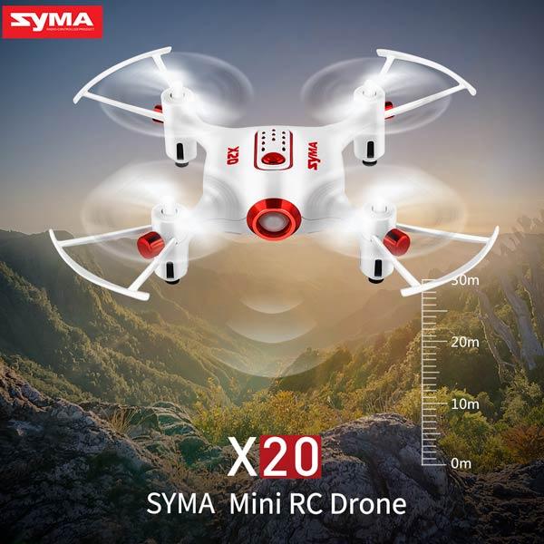 خرید کواد کوپتر نانو syma X20-S