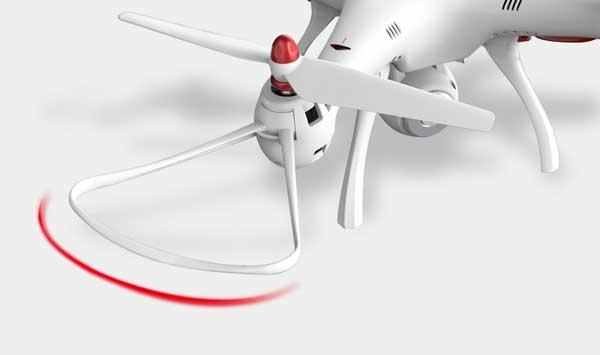 محافظ ملخهای با کیفیت پهپاد یا کوادکوپتر دوربین دار سایما syma X8SC