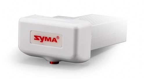 باتری با ظرفيت بالا پهپاد یا کوادکوپتر دوربین دار سایما syma X8SW با ارسال زنده تصویر