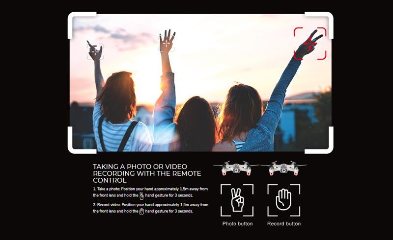 کوادکوپتر حرفه ای syma W1 با GPS و موتورهای براشلس
