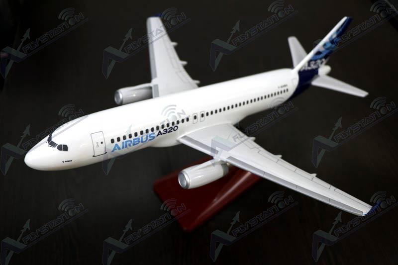 ماکت هواپیما ایرباس A320