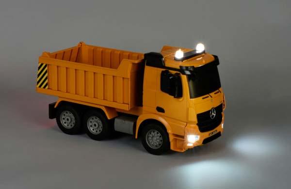 کامیون راه سازی کنترلی Doublee E525-003