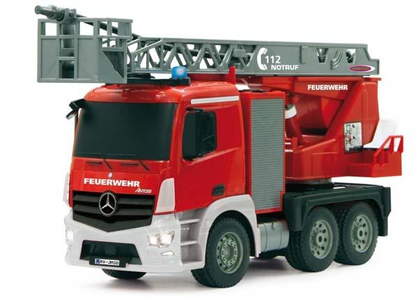 کامیون کنترلی آتش نشانی doublee e527-003