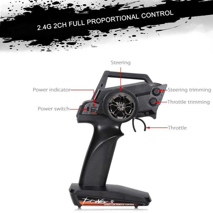 ماشین کنترلی Wltoys 10428-b2