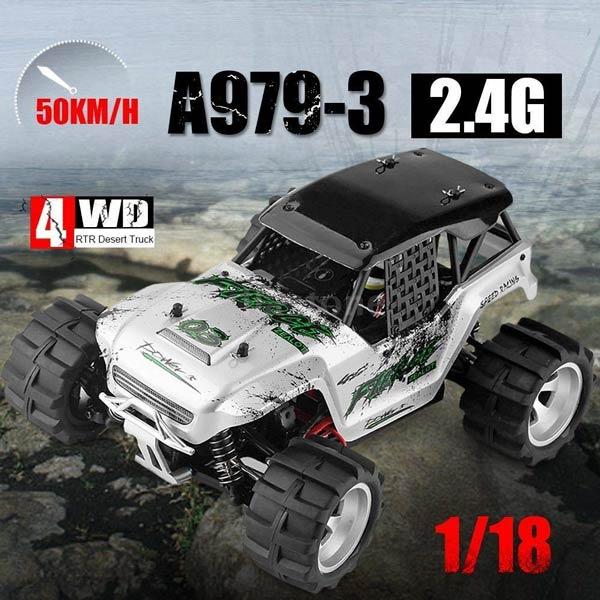 ماشین کنترلی wltoys A979-3