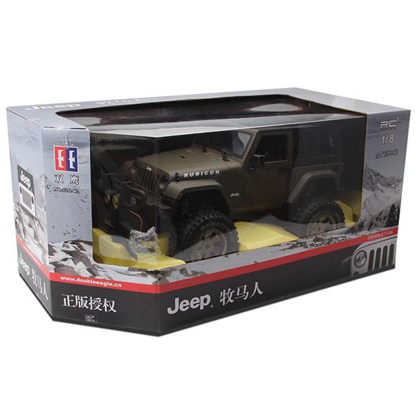 خرید ماشین کنترلی جیپ  Double eagle jeep ویژه آفرود